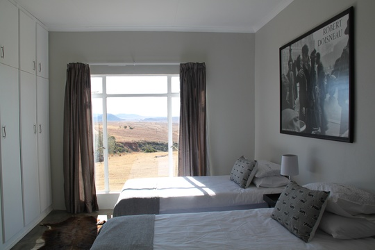 Second Bedroom at Mila's Place, Roodepoort Farm, Clarens self-catering